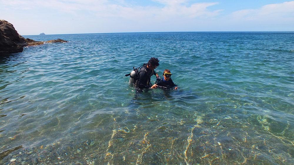 Discover Scuba Diving (Book) - image minicurso on https://oceanoscuba.com.co