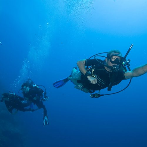 Open Water Diver course - image rescue-diver-500x500 on https://oceanoscuba.com.co
