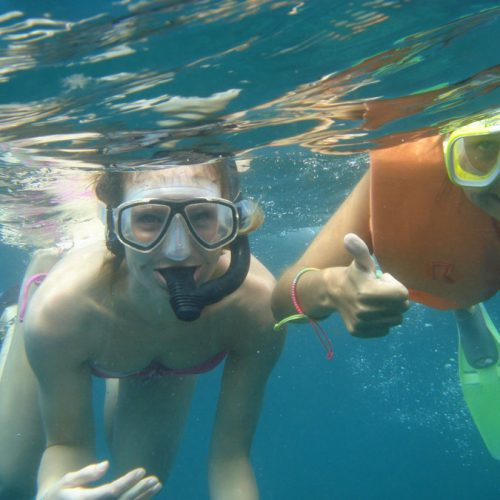 Curso Rescue Diver (Buzo de Rescate) - image snorkeling-500x500 on https://oceanoscuba.com.co