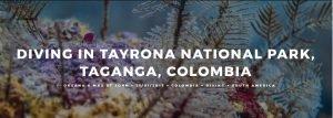 Diving in Tayrona National Park - image Tayrona-park-300x107 on https://oceanoscuba.com.co